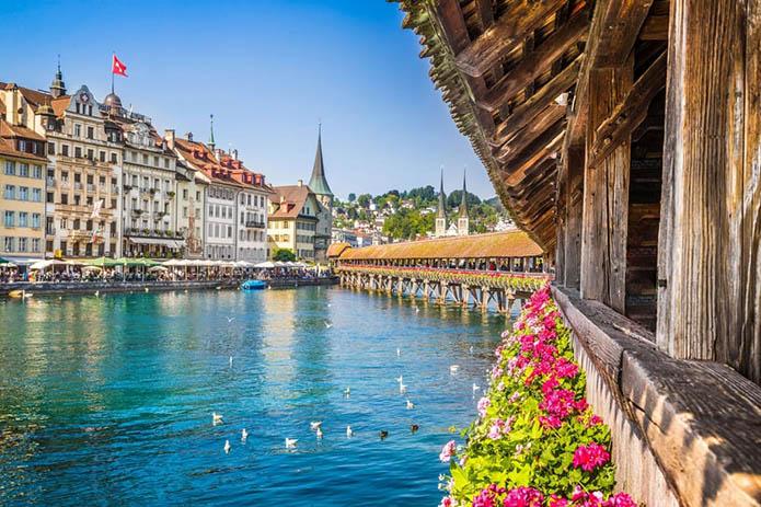 Du lịch Châu Âu 6 nước